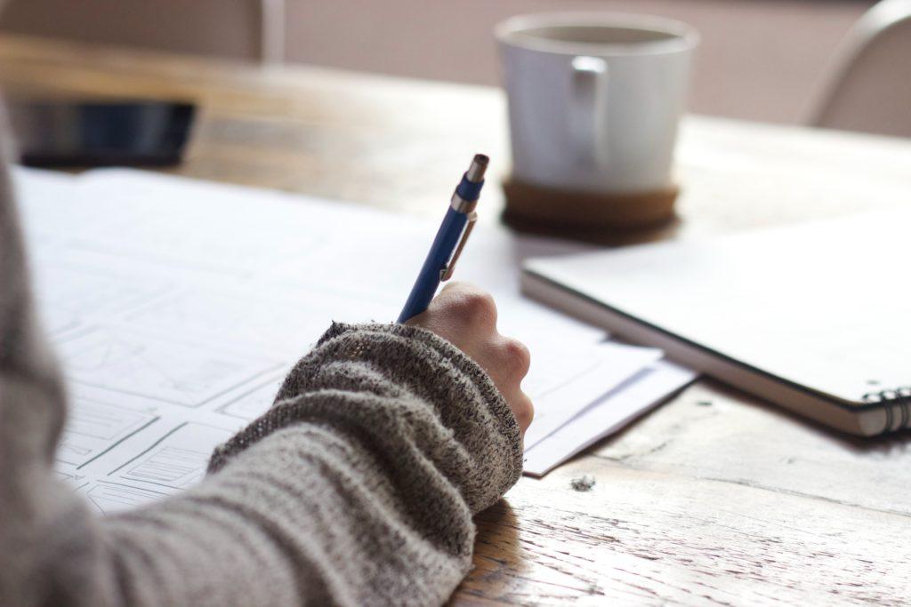 treine sua escrita