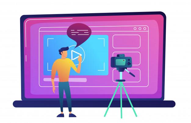 Material em vídeo nova concursos